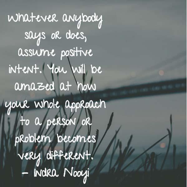 Indra Nooyi quotation