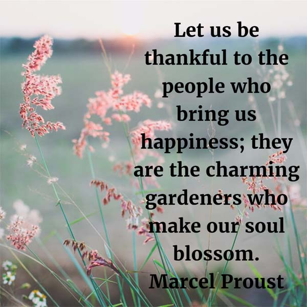 Marcel Proust: On Happiness