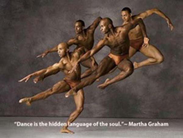 Martha Graham: On Dance