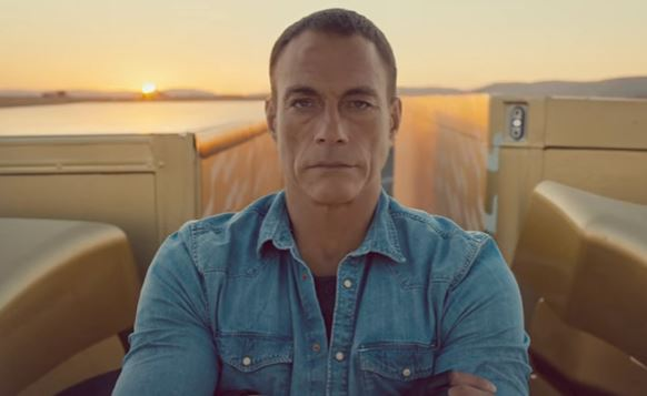 Jean-Claude Van Damme: Watch Jean-Claude Van Damme carry out his famous split between two reversing trucks. Never done before, Van Dame said it was the most epic of splits. What do you think?