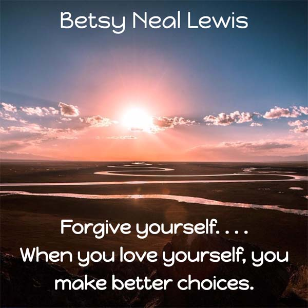 Betsy Neal Lewis on Forgiveness