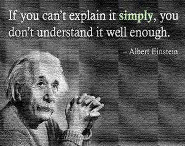 The Quotable Albert Einstein: On Understanding