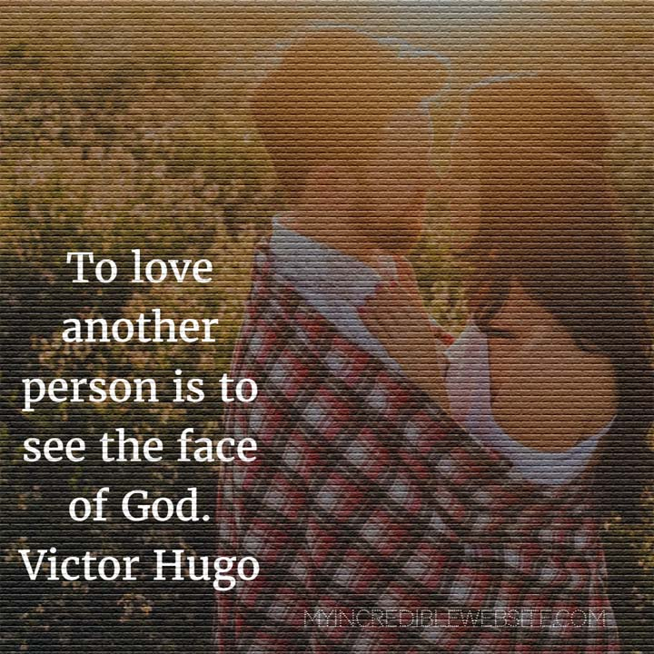 Victor Hugo on Love