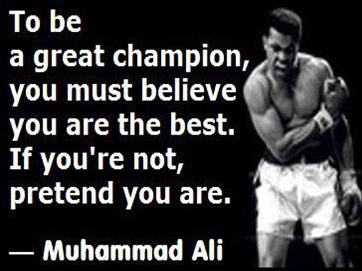 Muhammad Ali on Greatness