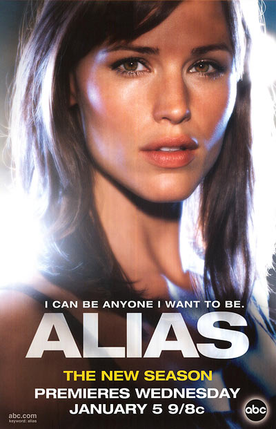 Alias TV Series - Love the state of California or television? Then check out these TV shows set in California or these television series related to California in some other way.