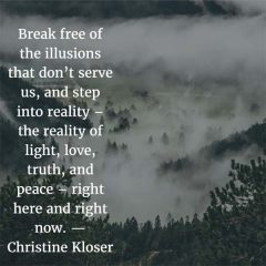 Christine Kloser on Waking Up