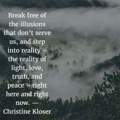 Christine Kloser on Waking Up