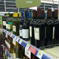 Jesus was here: water into wine