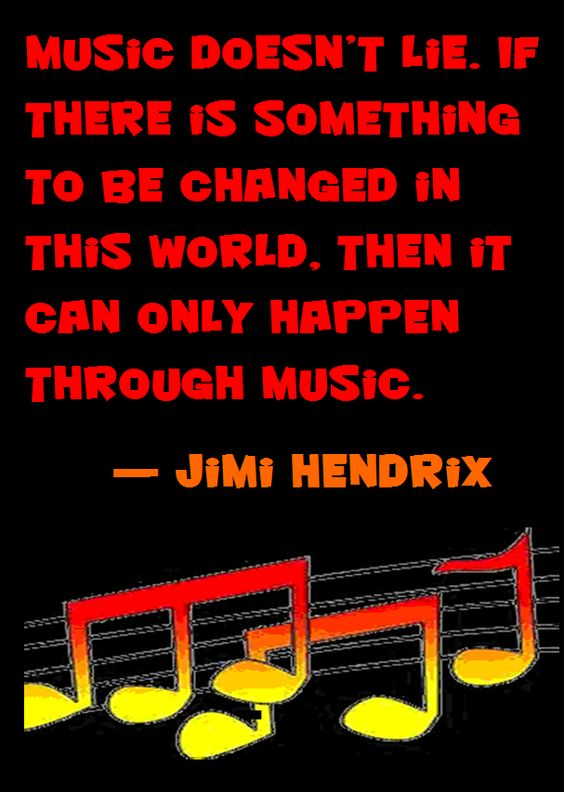 Jimi Hendrix: Music Doesn't Lie