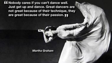 Martha Graham: On Dancers and Dancing