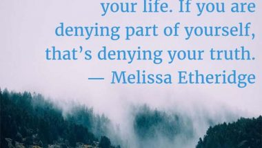 Melissa Etheridge on Truth