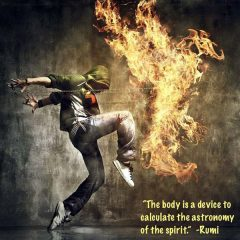 Rumi: On the Body