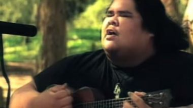 Somewhere Over the Rainbow with Israel Kamakawiwo'ole