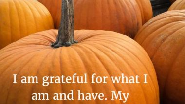 : Henry David Thoreau: Happy Thanksgiving