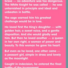 The White Knight by Gail Berry
