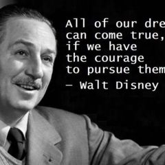 Walt Disney: On Dreams