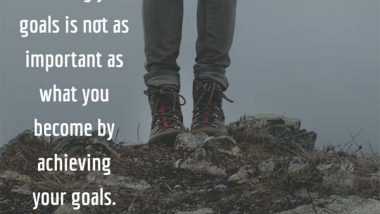 Zig Ziglar: On Achieving Your Goals
