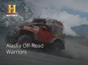 Alaska TV Shows
