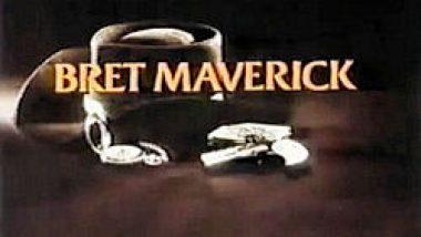 Bret Maverick TV Series