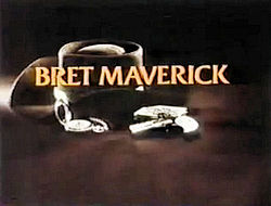 Bret Maverick TV Series