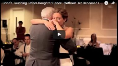 Bridal Father/Daughter Wedding Dance