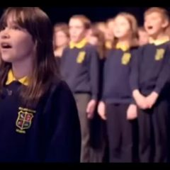 Killard Special School Choir featuring Kaleigh