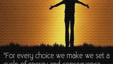 Carolyn Myss on making choices