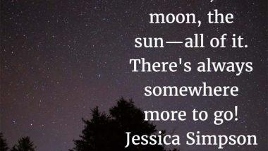 Jessica Simpson: Reach for the Stars!