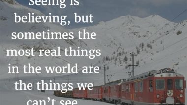 The Polar Express quote