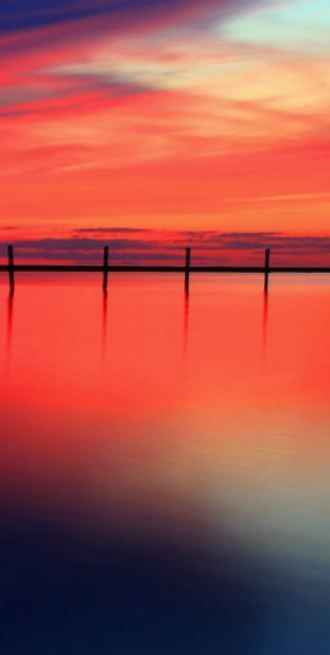 32 Sunsets and Sunrises - For hundreds of other great sunsets and sunrises, check out our Pinterest board. #sunrises #sunsets