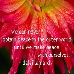 The Dalai Lama on Peace