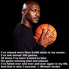 Michael Jordan on Success