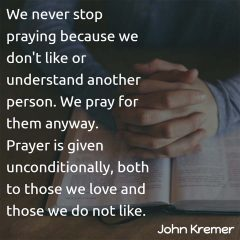 Pray for Everyone