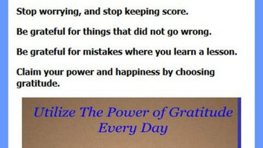 Gratitude Rule by D L Hart