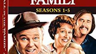 All in the Family TV Series - Check out the first five seasons of All in the Family