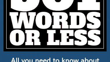 Marketing in 501 Words or Less by John Kremer