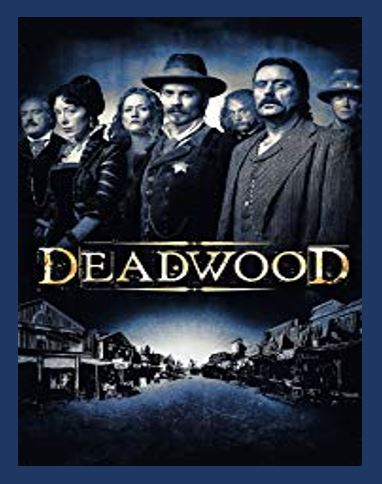 Deadwood TV Show - Do you love South Dakota, TV series, or television? Then check out these TV shows set in South Dakota or these television series related to South Dakota in some other way. I Love South Dakota!