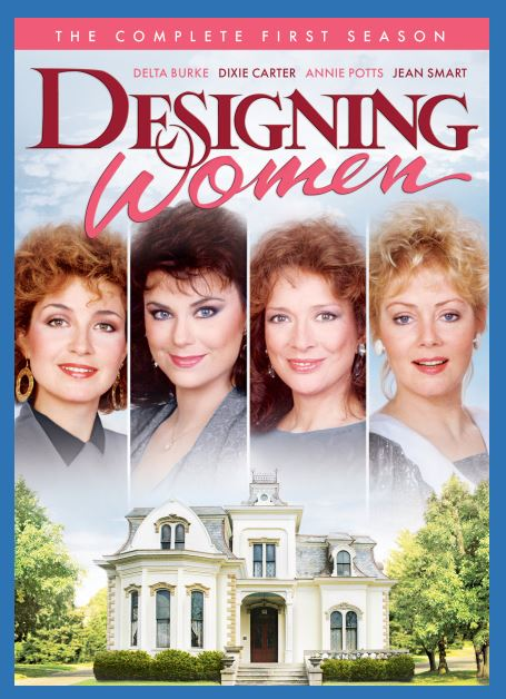 Designing Women - Do you love Georgia, television, or TV series? Then check out these TV shows set in Georgia or television series related to Georgia in some other way. I Love Georgia!