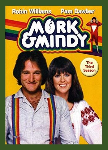 Mork and Mindy TV Show - Do you love Colorado, TV series, or television? Then check out these TV shows set in Colorado or these television series related to Colorado in some other way. I Love Colorado!