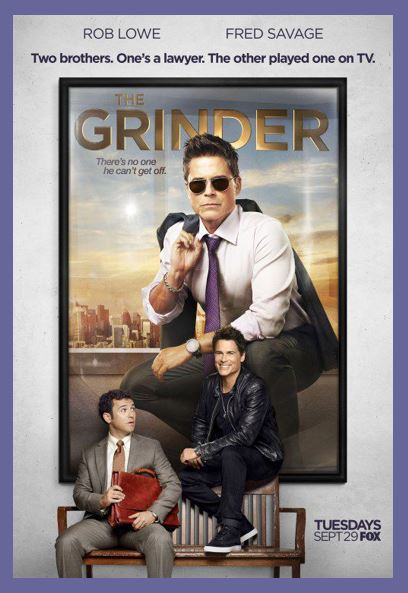 The Grinder - Do you love Idaho, TV series, or television? Then check out these TV shows set in Idaho or these television series related to Idaho in some other way. I Love Idaho!