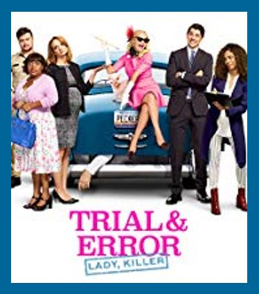 Trial and Error: Lady Killer - Do you love South Carolina, TV series, or television? Check out these TV shows set in South Carolina or these television series related to South Carolina. I Love South Carolina!