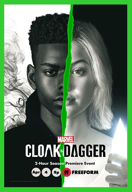 Cloak and Dagger TV Show - Do you love Louisiana, television, or TV series? Then check out these TV shows set in Louisiana or television series related to Louisiana in some other way. I Love Louisiana!