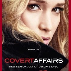 Covert Affairs TV Show