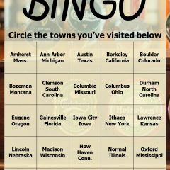 Hip College Towns