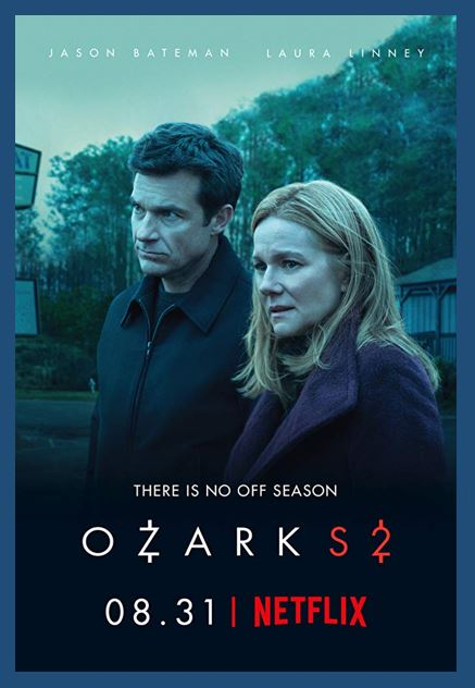 Ozark TV Show - Do you love Missouri, television, or TV series? Then check out these TV shows set in Missouri or television series related to Missouri in some other way. I Love Missouri!