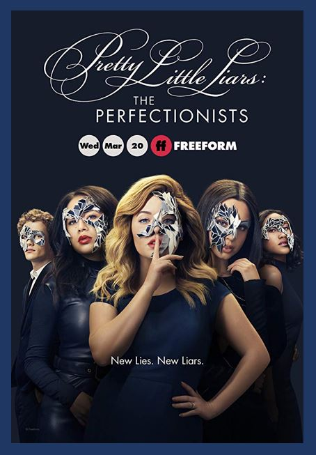 Pretty Little Liars: The Perfectionists - Do you love Oregon, television, or TV series? Then check out these TV shows set in Oregon or television series related to Oregon in some other way. I Love Oregon!