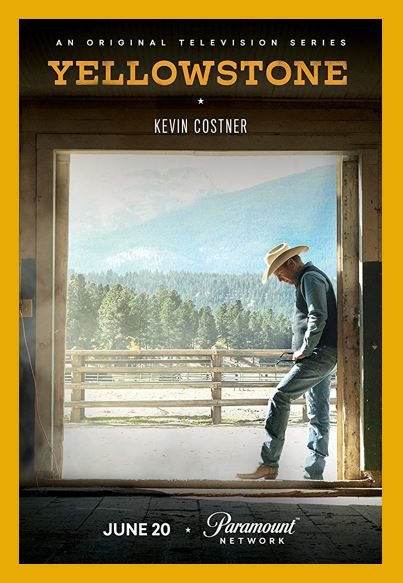 Yellowstone TV Show - Do you love Montana, TV series, or television? Then check out these TV shows set in Montana or these television series related to Montana in some other way. I Love Montana!