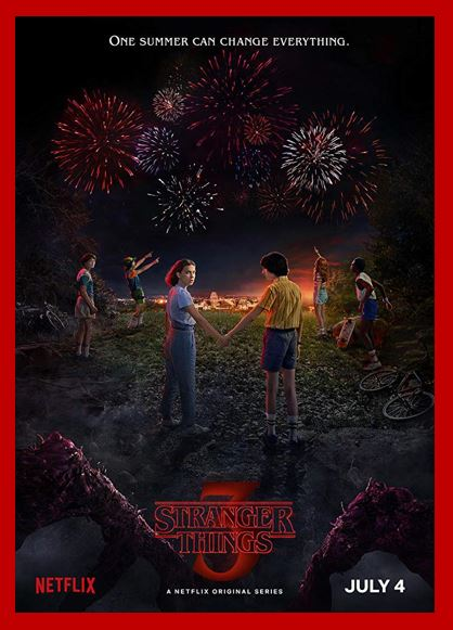 Stranger Things - Do you love Indiana, TV series, or television? Then check out these TV shows set in Indiana or these television series related to Indiana in some other way. I Love Indiana!