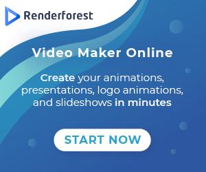RenderForest Video Maker Online