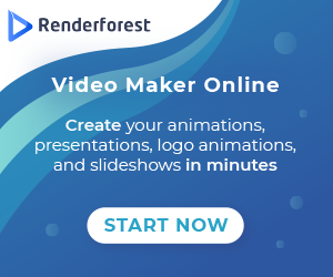 RenderForest Video Maker Online